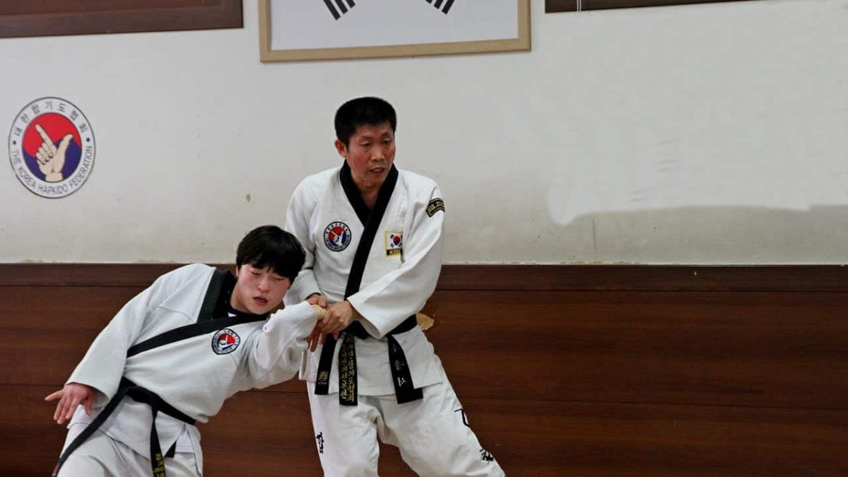 HAPKIDO, SOUTH KOREA