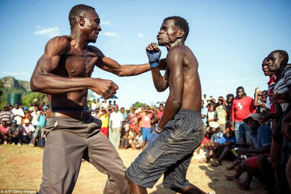 MUSANGWE, MARTIAL ART FROM SOUTH AFRICA