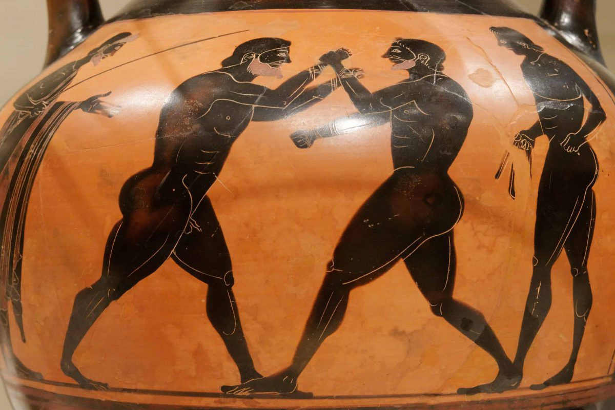 Pygmachia, Martial Art from Greece