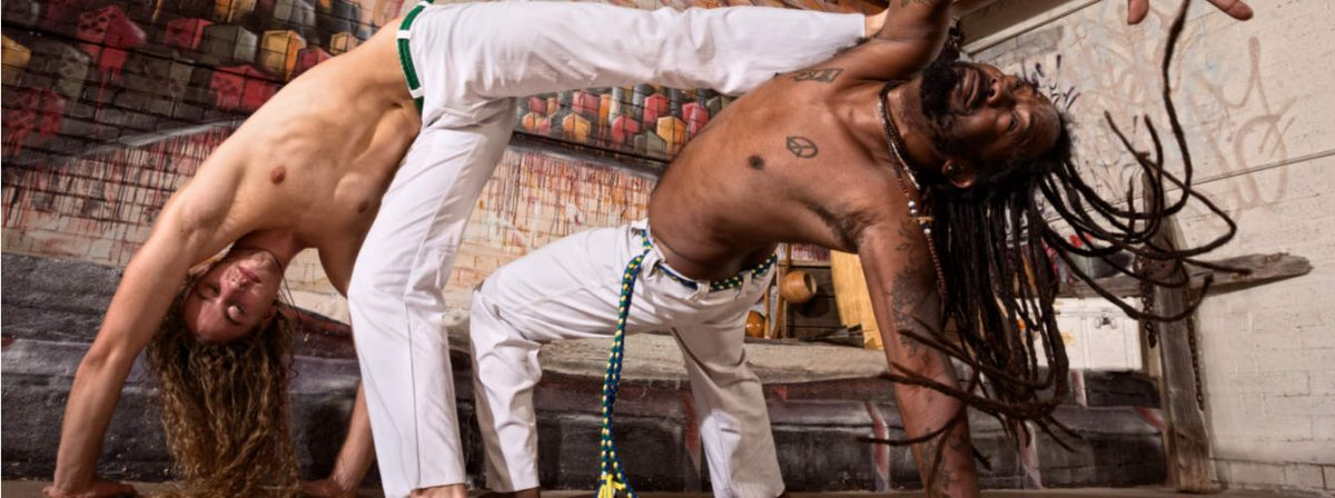 Capoeira, Martial Art from Brazil